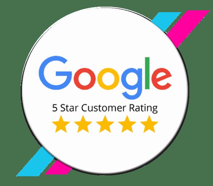 Bonomotion Client Testimonials - Google 5 Star Rating
