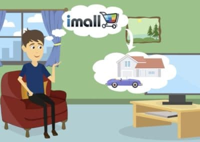 Explainer Video Animation – iMall