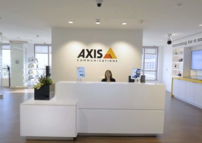 Axis Communications – Office Tour