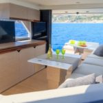 360 virtual boat tour - Yacht interior