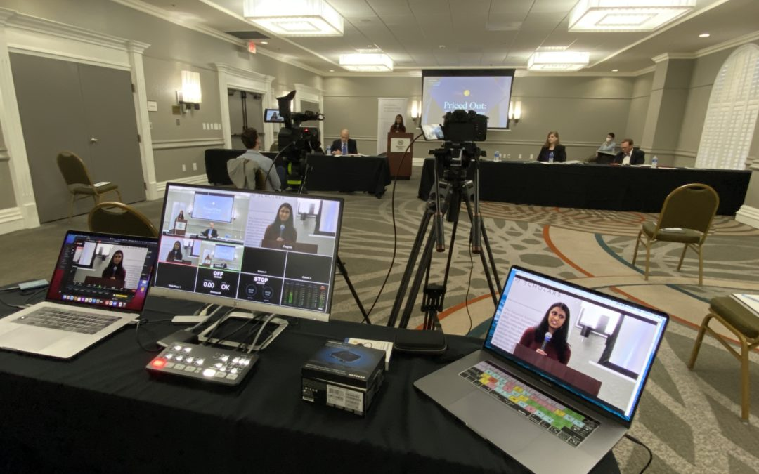 Your partner for Live-stream video production & event coverage