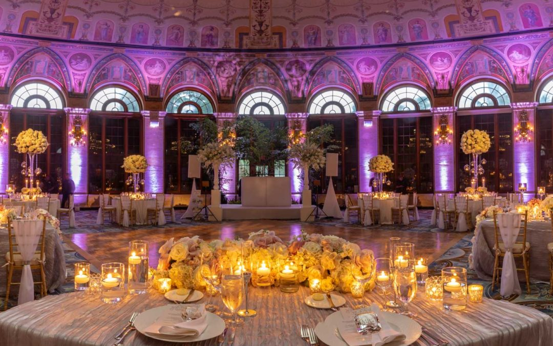 WEDDING AT THE BREAKERS