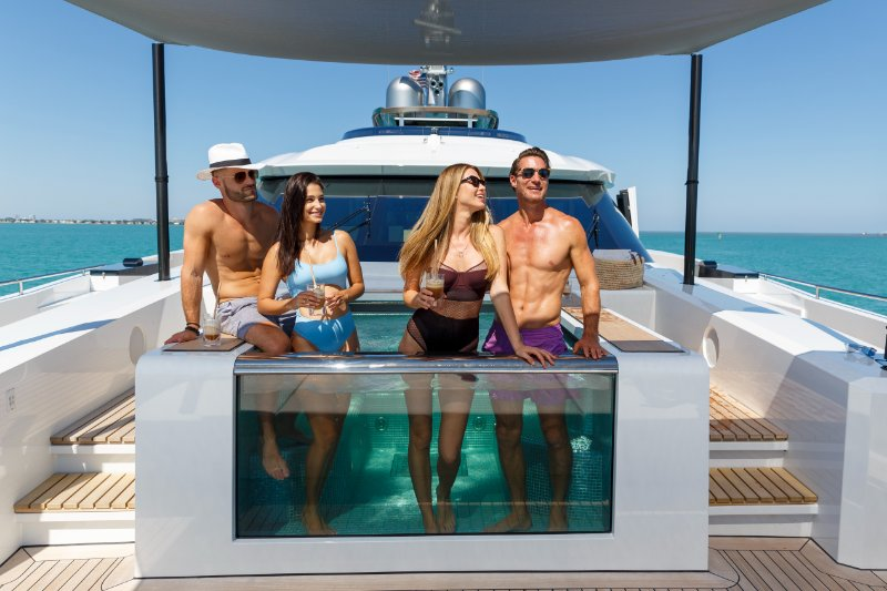 "160′ Superyacht ""EIV"" Miami"